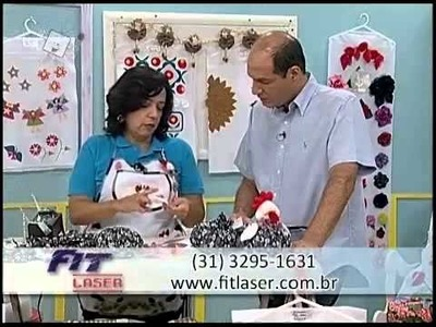Galinha Fuxiquinha - Aprenda a fazer!