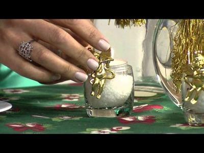 Saiba como decorar sua mesa para o Natal!