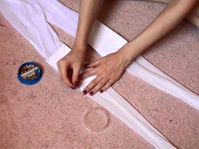 Customizando Meias-Calças ♥ Faça Você Mesma!