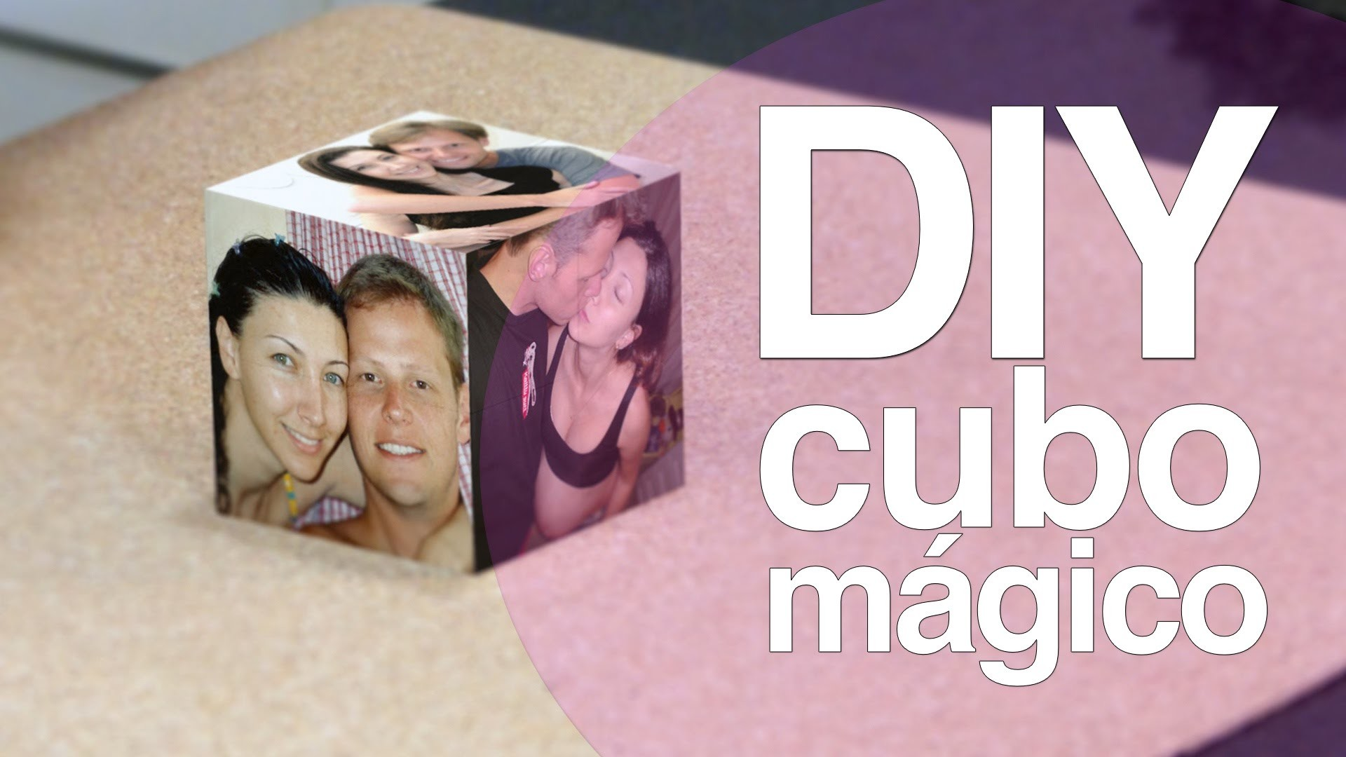 DIY : : Cubo mágico