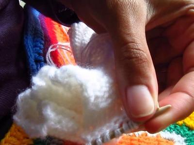 Vídeo Aula: Como Fazer Sapatinho de Bebê de Tricô