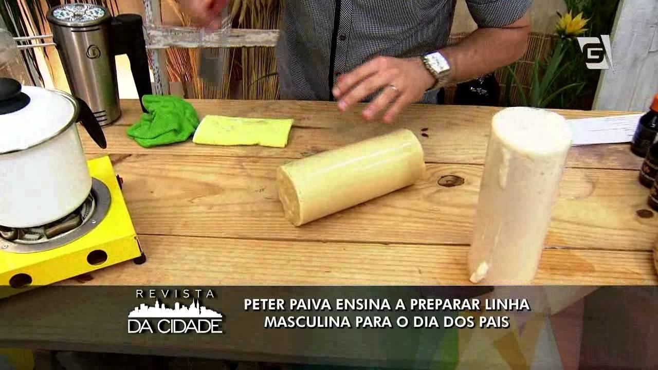 18.07 - Kit de Beleza Masculino - Peter Paiva