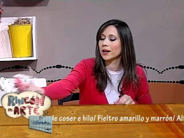 """Bolsita de paño """"Lechuza"""""""