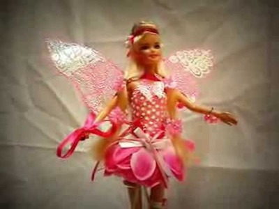 Boneca Fada, artesanal, estilo Barbie. LINDA LINDA !!!