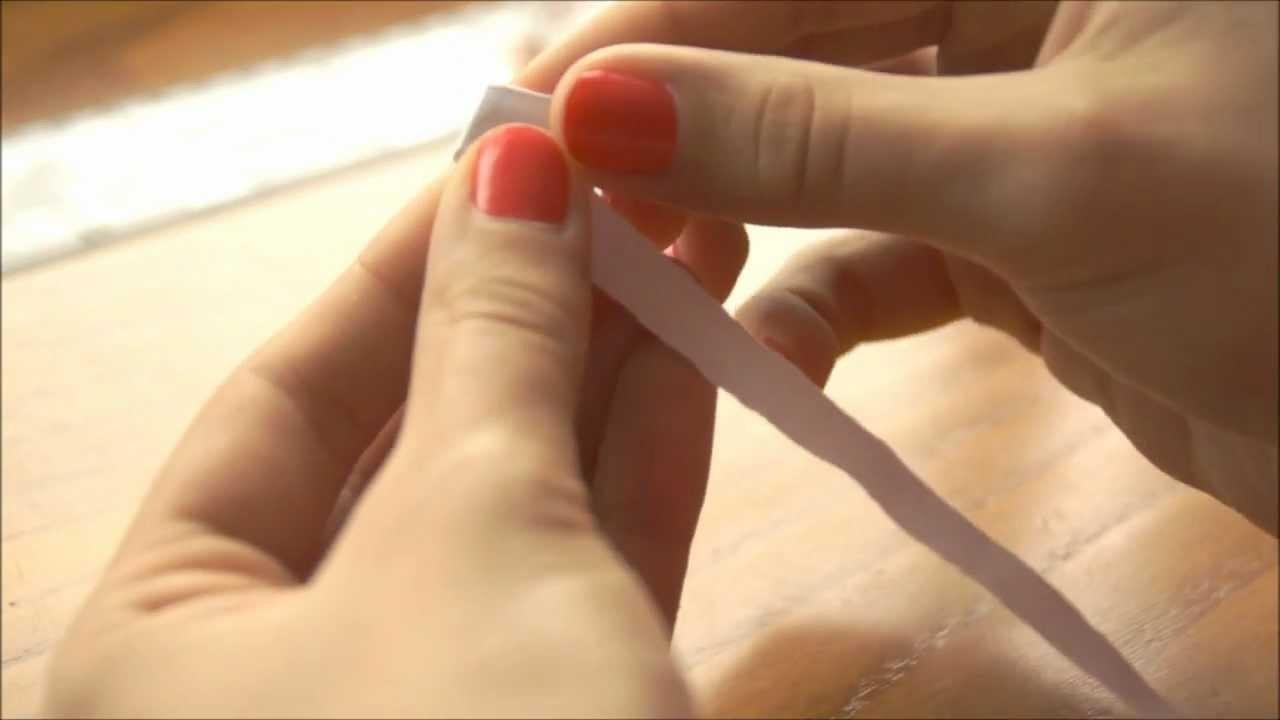 Como fazer estrelinhas de papel (origami)
