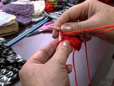 Mulher.com 05.08.2014 - Pelerine Fechada por Rosangela Chicote - Parte 2