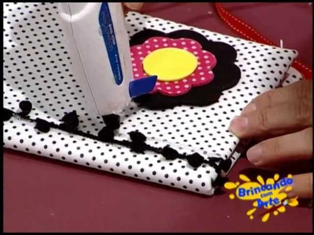 Scrapbook - Capa do caderno