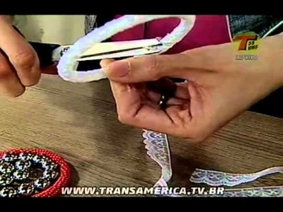 Tv Transamérica - Kit de pulseiras