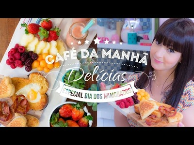 CAFÉ DA MANHÃ ESPECIAL | I Could Kill For Dessert 93 #ICKFD