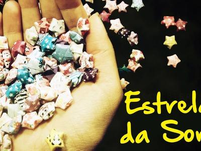 Estrelas da Sorte + Ideia de Reciclagem ★★★