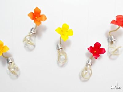 DIY Como retirar o miolo da lâmpada