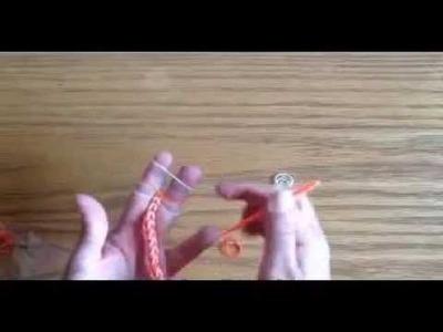 Como fazer pulseiras de elásticos (3 elásticos) ?