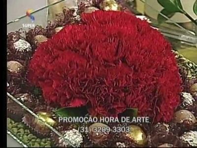 Promoção dia dos Namorados - Marina Pimenta - Hora de Arte - Arte Fácil
