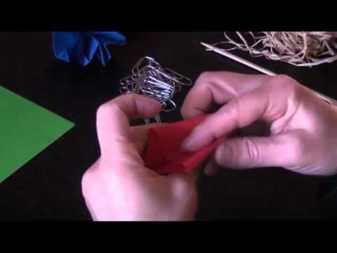 Cravo origami