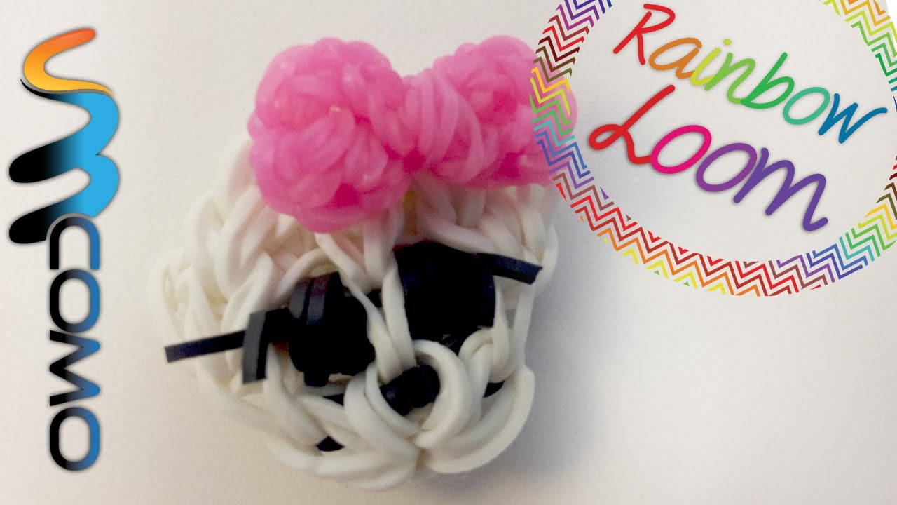 Rainbow Loom - Pendente Monster High