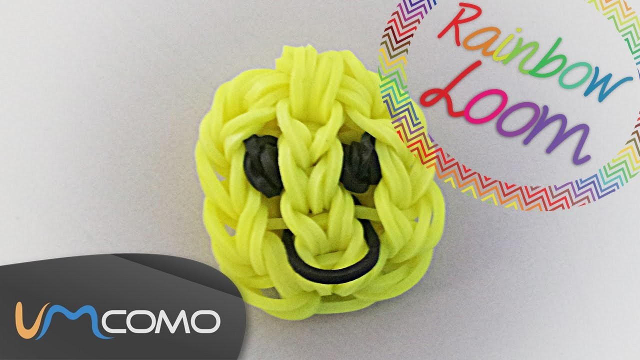 Smile - Rainbow Loom ( Sem Tear )