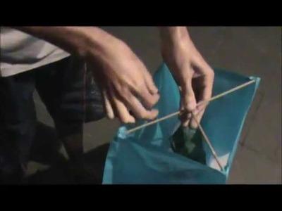 Tutorial - Balão caixa 8 folhas + bonus soltura