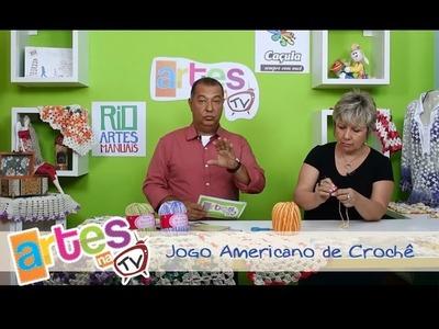 Programa Artes na TV - 11º Episódio (Band Rio)