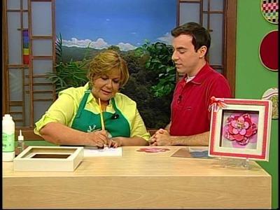 Programa Arte Brasil - 16.01.14 - Nina Rodriguez - Quadro para Lavabo