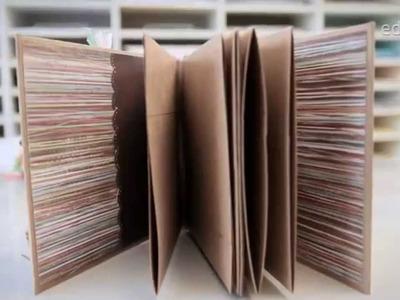 Curso online de Minialbuns em scrapbook: datas comemorativas | eduK.com.br