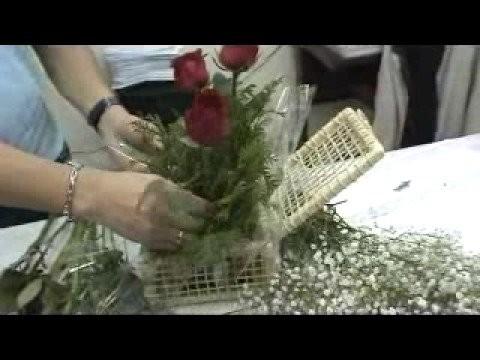 Arranjo de Flores por Floresnaweb