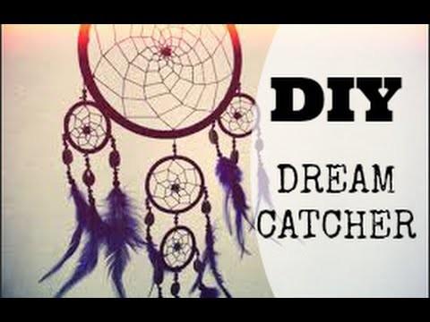 DIY - dream catcher. filtro dos sonhos
