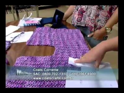 Mulher.com 15.08.2011 - Colete
