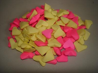 Origami - Mini coração
