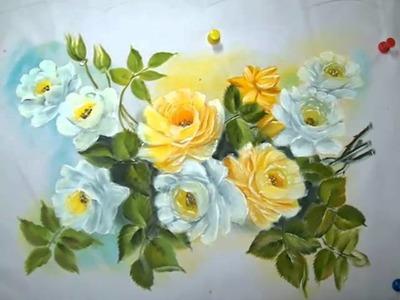 Pinturas em tecido 03