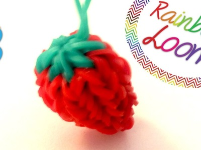 Rainbow Loom - Morango 3D