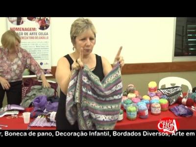 Workshop de Tricô com Vitória Quintal
