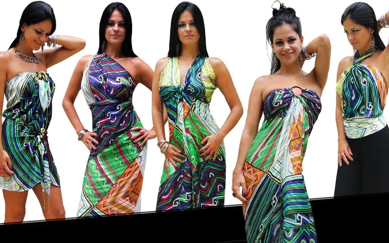 15 Formas de Usar Lenços que Viram Roupas Apaixonantes by Based On Brasil