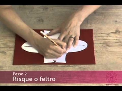 Greenleaf - PASSO A PASSO: Porta Sachê