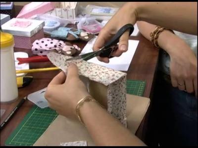 MULHER.COM 02.10.2012 LUCIMARA FELIZATTE - CAIXA PARA LEMBRANCINHA 01