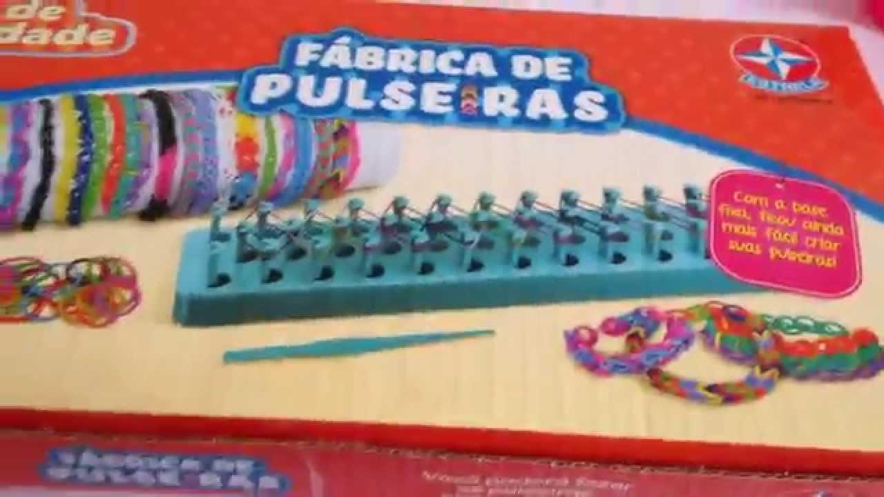 Review: Fábrica de pulseiras ( Rainbow Loom )