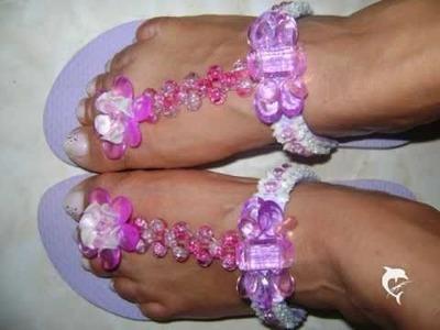 ArtesaNay - Sandálias decoradas