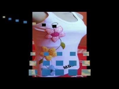 Blusas Bordadas - M&M Bordados