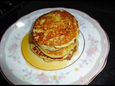 Brincando de Ana Maria: Pancakes Americanos (By Leandro)