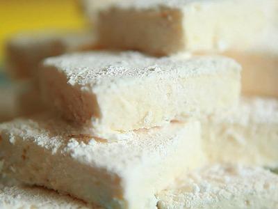 Como fazer marshmallow caseiro