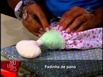 Regina Moreno TV Gazeta 13.01.2012