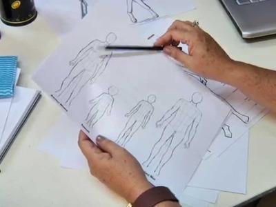Desenho De Moda - Aula 1 - Proporções