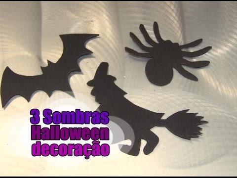 DIY.: Decoração p. o Halloween