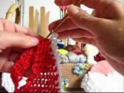 Crochê - Papai Noel em Cd´s - Parte 05