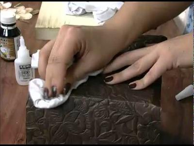 Mulher.com 26.07.2011 - Caixa em MDF