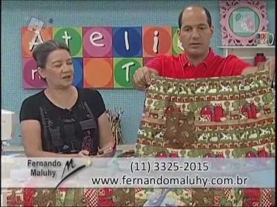 Ateliê na Tv - Tv Século - 06-09-12