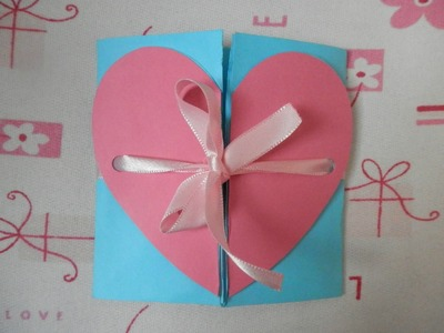 Box Card Heart - Tutorial