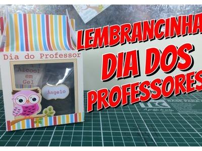 DIY | Como fazer lembrancinha dia dos professores