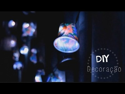 DIY - Decoração Estilo Tumblr e Pinterest