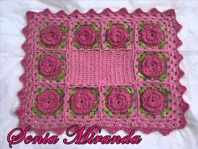 Outubro Rosa   Brincando de inventar tapete rosa Pry 2013