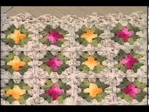 Tapete Barroco Crochet com Cristina Luriko Showcase na TV 2014